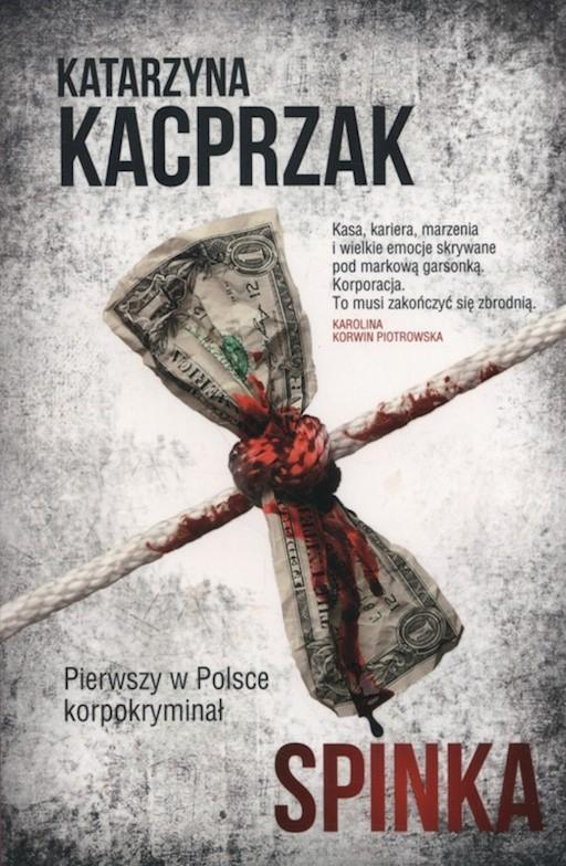 Spinka Katarzyna Kacprzak ebook + książka Legimi online