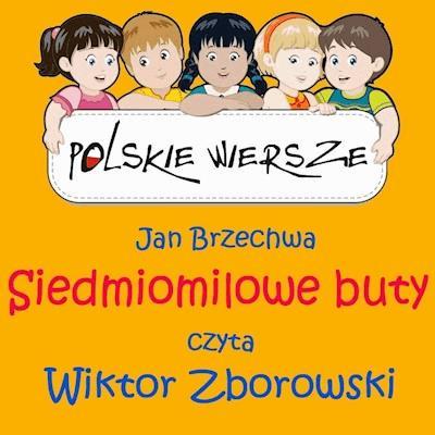 Polskie Wiersze Samochwała Jan Brzechwa Audiobook