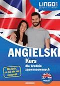 Angielski. Kurs dla średnio zaawansowanych - Gabriela Oberda, Iwona Więckowska - audiobook