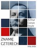 Znamię czterech - Arthur Conan Doyle - ebook
