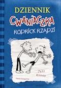 Dziennik Cwaniaczka 2 Rodrick rządzi - Jeff Kinney - ebook