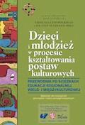 Dzieci i młodzież w procesie kształtowania postaw kulturowych - Tadeusz Lewowicki, Jolanta Suchodolska - ebook