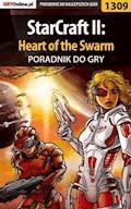 """StarCraft II: Heart of the Swarm - poradnik do gry - """"Asmodeusz"""" - ebook"""