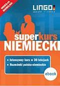 Niemiecki. Superkurs (kurs + rozmówki). Wersja mobilna - Piotr Dominik, Tomasz Sielecki - ebook