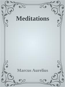 Marcus aurelius ebook meditations