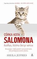 Córka kota Salomona - kotka, która leczy serca - Sheila Jeffries - ebook