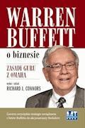 Warren Buffet o biznesie - Wybór i układ - Richard J. Connors - ebook