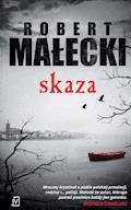 Skaza - Robert Małecki - ebook + audiobook