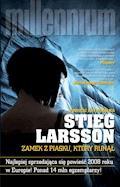 Millennium. Zamek z piasku, który runął - Stieg Larsson - ebook + audiobook