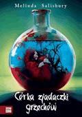 Córka zjadaczki grzechów - Melinda Salisbury - ebook