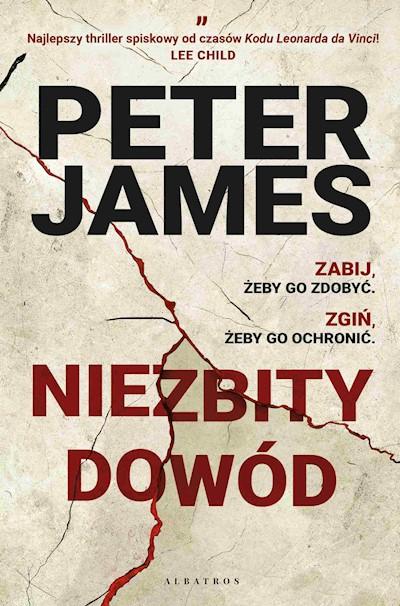 taniej klasyczny sprzedaż online Niezbity dowód - Peter James - ebook - Legimi online