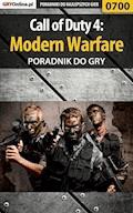 Call of Duty 4: Modern Warfare - poradnik do gry - Krystian Smoszna - ebook