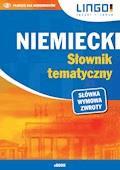 Niemiecki. Słownik tematyczny - Tomasz Sielecki - ebook