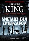 Smętarz dla zwierzaków - Stephen King - ebook