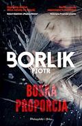 Boska proporcja - Piotr Borlik - ebook + audiobook