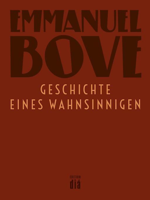 Ein Junggeselle Emmanuel Bove Ebook Legimi Online