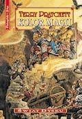 Kolor magii - Terry Pratchett - ebook + audiobook