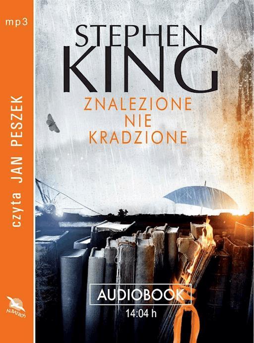 Znalezione Nie Kradzione Stephen King Ebook Audiobook